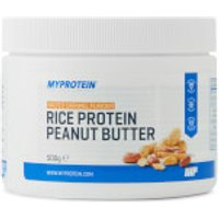 Rice Protein Peanut Butter - 500g - Pot - Salted Caramel