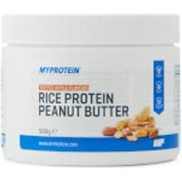 Rice Protein Peanut Butter - 500g - Pot - Toffee Apple