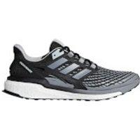 adidas Mens Energy Boost Running Shoes - Silver/Grey - US 10.5/UK 10 - Silver/Grey