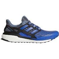 adidas Mens Energy Boost Running Shoes - Steel/Blue - US 11.5/UK 11 - Steel/Blue