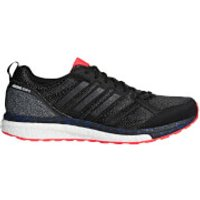 adidas Adizero Tempo 9 Aktiv Running Shoes - Black/Red - US 12/UK 11.5 - Black/Red