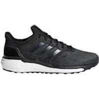adidas Womens Supernova Running Shoes - Black - US 5.5/UK 4 - Black