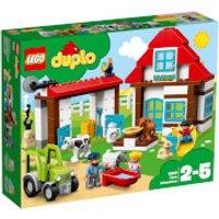 LEGO DUPLO: Aventuras en la granja (10869)