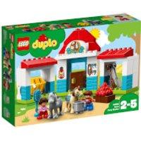 LEGO DUPLO: Farm Pony Stable (10868) - Duplo Gifts