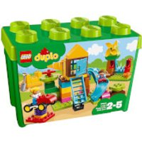 LEGO DUPLO: Large Playground Brick Box (10864) - Duplo Gifts