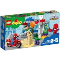 LEGO DUPLO: Spider-Man & Hulk Adventures (10876) - Duplo Gifts