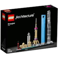 LEGO Architecture: Shanghai (21039) - Architecture Gifts