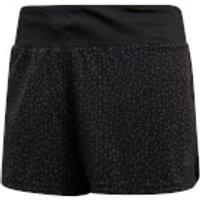 adidas Womens Supernova Glide Running Shorts - Black - S - Black