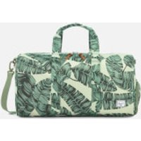 Herschel Supply Co. Mens Novel Mid-Volume Duffle Bag - Silver Birch Palm