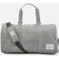 Herschel Supply Co. Men's Novel Duffle Weekend Bag - Raven Crosshatch