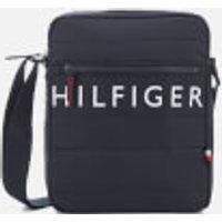 Tommy Hilfiger Mens Light Nylon Reporter Bag - Tommy Navy