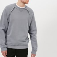 Maison Margiela Men's Cotton Sweatshirt - Shark - EU 48/M - Grey