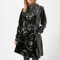 RAINS Women's Curve Jacket - Black - XS-S - Black