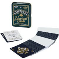 Gentlemen's Hardware Campfire Survival Cards - Cards Gifts