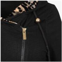 Bronzie Chelsea Jumpsuit - Leopard - S/M - Leopard