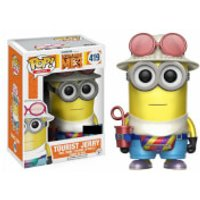 Despicable Me 3 Tourist Jerry EXC Pop! Vinyl Figure - Despicable Me Gifts