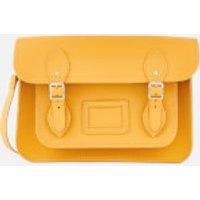 The Cambridge Satchel Company Women's 13 Inch Magnetic Satchel - Mustard Matte