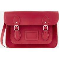 The Cambridge Satchel Company Women's 13 Inch Magnetic Satchel - Crimson