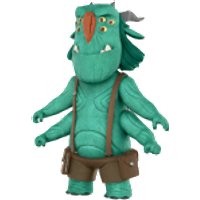 Trollhunters Blinky Action Figure