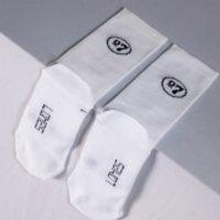 Sako7 Cest La Classe Socks - White - XL - White