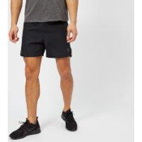 Asics Running Mens Cool 5 Inch Shorts - Performance Black - M - Black