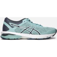 Asics Running Womens GT-2000 6 Trainers - Porcelain Blue/Smoke Blue/White - UK 3 - Blue