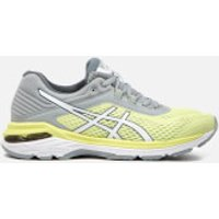 Asics Running Womens GT-2000 6 Trainers - Limelight/White/Mid Grey - UK 4.5 - Yellow