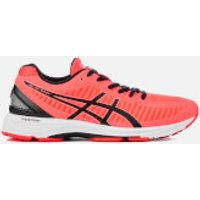Asics Running Women's Gel-ds Trainer 23 Trainers - Flash Coral/black/coralicious - Uk 3 - Pink