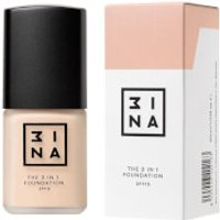 3INA Makeup 3-In-1 Foundation 30ml (Various Shades) - 209