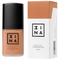 3INA 3-in-1 Foundation 30ml (Various Shades) - 218