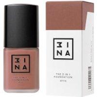 3INA Makeup 3-In-1 Foundation 30ml (Various Shades) - 222