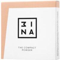 3INA Compact Powder 11.5g (Various Shades) - 204