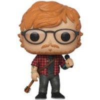 Pop Rocks Ed Sheeran Pop! Vinyl Figure - Ed Sheeran Gifts