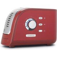 Kenwood TCM300RD Turbo 2 Slice Toaster - Red