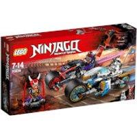The LEGO Ninjago Movie: Street Race of Snake Jaguar (70639) - Snake Gifts