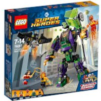 Lego Superheroes: Lex Luthor Mech Takedown (76097)