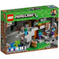 LEGO Minecraft: The Zombie Cave (21141) - Minecraft Gifts