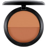 MAC Studio Waterweight Pressed Powder (Various Shades) - Dark Deepest