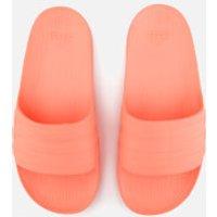adidas Womens Duramo Slide Sandals - Chalk Coral - UK 5 - Orange