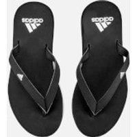 adidas Womens Eezay Essence Flip Flops - Core Black - UK 5 - Black