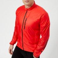 adidas Terrex Men's Agravic Alpha Shield Jacket - Hi Res Red - XL - Red