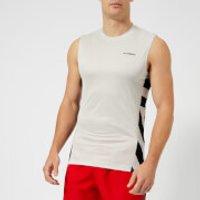 Adidas Terrex Mens Agravic Vest Top - Grey One - XL - Grey