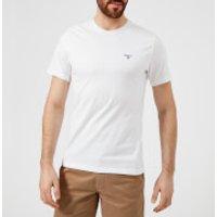 Barbour Men's Sports T-Shirt - White - L
