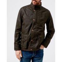 Barbour Mens Slope Jacket - Fern - S - Green