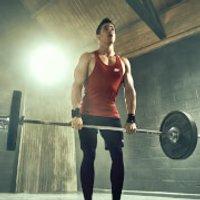 Men's Gym Outfit - XXL - XL - White Vest