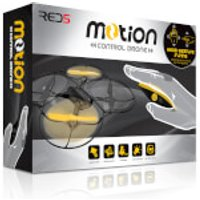 RED5 Motion Control Drone - Yellow/Black - Drone Gifts