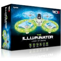 RED5 Illuminator Drone - White - Red5 Gifts