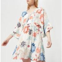 MINKPINK Womens Zion Kimono Dress - Multi - XS - Multi
