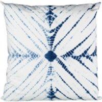 Parlane Nemto Cotton Cushion - White/Blue