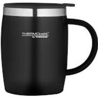 Thermos ThermoCafe Soft Touch Desk Mug - Black 450ml